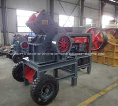 new diesel jaw crusher