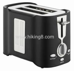 2 slice cool touch stainless steel toaster