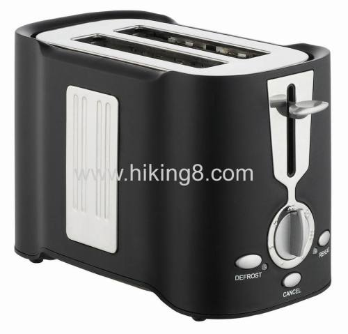 2 slice cool touch toaster