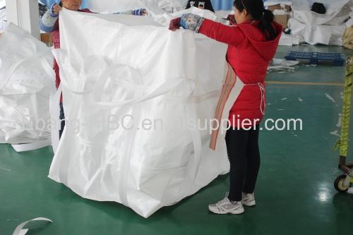 100% Virgin PP FIBC Jumbo Bags