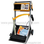 Manual powder coating machine COLO-800V