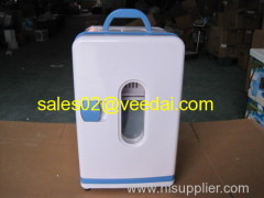 12L portable mini fridge hotel mini bar refrigerator