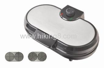 hot sale press grill cool touch cake maker