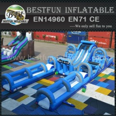 Factory outlet giant inflatable water slide for adult