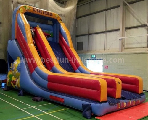 Outdoor Inflatable Slide for Grassland n Beach
