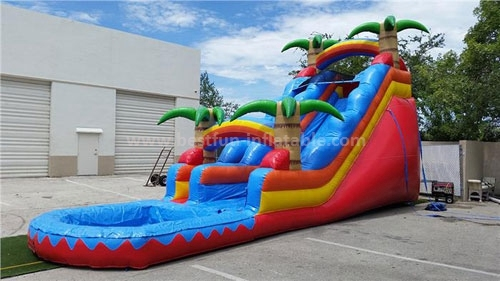 Biggest commercial inflatable water slide for adult
