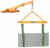 Spreader Bar M1 for stone industry - stone lifter, stone lifting tool, slab lifting equipment