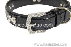 Fashion Dog PU Collar