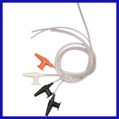 various connnector disposable suction catheter
