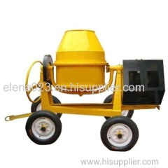 CM-4A Concrete Mixer with Diesel Engine