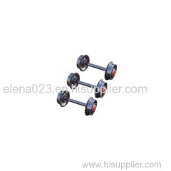 Mine Car Wheels Sets