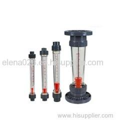 Plastic Rotor Flow Meter