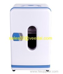 12L portable wine cooler/drink mini fridge/mini lovely fridge/ice cooler/compact refrigerator/beverage cooler