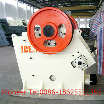 JCE series Jaw crusher