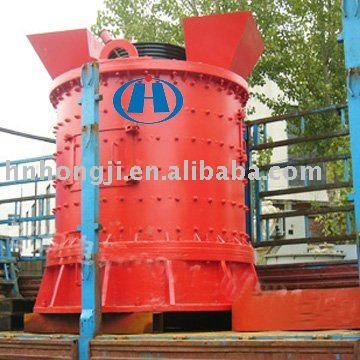 2015 newest high quality vertical compound crusher with ISOcertificate