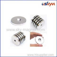 Rare Earth Permanent Radial NdFeB Magnet