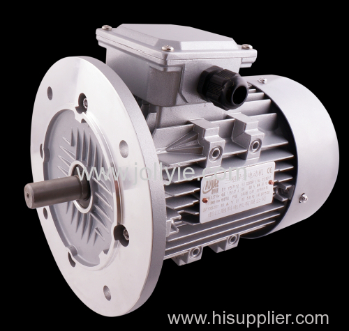 shell three-phase asynchronous motor