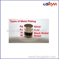 various coating neodymium magnet