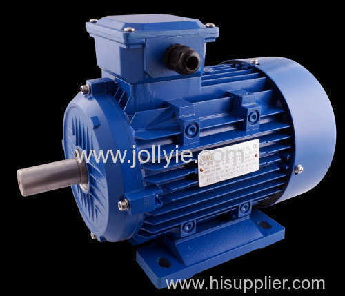 aluminum housing three-phase asynchronous motor JL High output