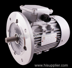 powerful aluminum housing three-phase asynchronous motor