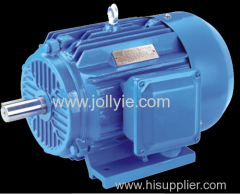 high output aluminum housing three-phase asynchronous motor sale