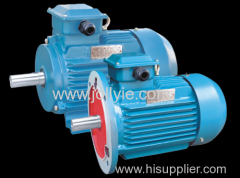 aluminum housing three-phase asynchronous motor JL High efficiency