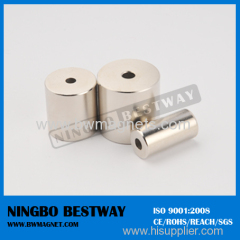 Sintered Ring NdFeB Magnets different sizes