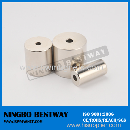 Big Ring Magnets with hole Neodymium magnets