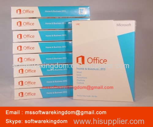 wholesale 100 original microsoft office 2013 home business pkc fpp