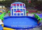 inflatable swimming pool for adults Inflatable backyard swimming pools