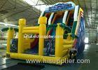 Renting 7M Height Giant Commercial Inflatable Slide With CE / UL Blower