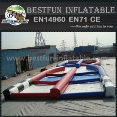 0.55mm PVC CE inflatable zorb ball track