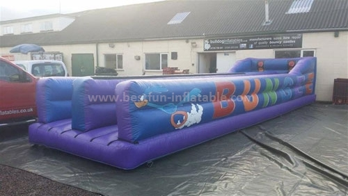 Inflatable Bungee Run single and double lanes
