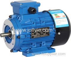 aluminum housing three-phase asynchronous motor/ JL High output/high feeiciency