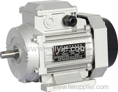 new product YL aluminum housing single phase asynchronous motor