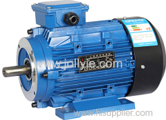 YL efficent aluminum housing three-phase asynchronous motor