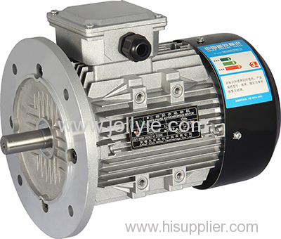 low noise and reliable electromagnetic braking induction motor