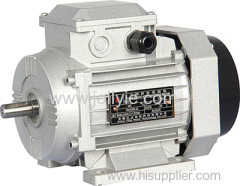 good price aluminum housing single phase asynchronous motor