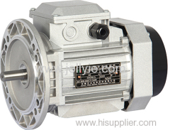 YL high output aluminum housing three-phase asynchronous motors