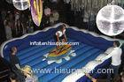 Indoor Inflatable Sports Games Surf Board Simulator For Kids / Adults