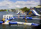 Durable Giant Airtight Outdoor Inflatable Water Toys For Kids , EN14960