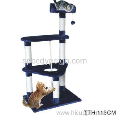 Cat Toy Woodern Wholesale Krabpalen Trees for Speel
