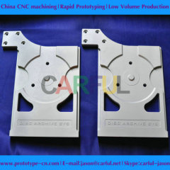 high quality Precision aluminum cnc machining