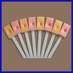 Disposable Sterile sponge brush