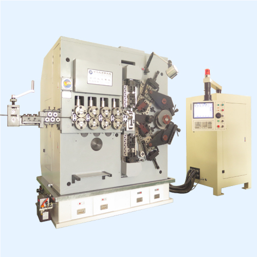 4mm-9mm spring coiling machine