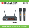 New Professional UHF Pll Wireless Microphone