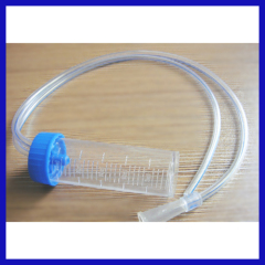 Baby sputum suction bottle