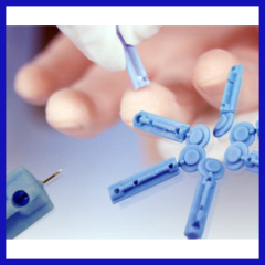 disposable peripheral blood collection needle