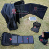 Portable Hand Solar Charger Pack Bag With 20 watt Solar Panel