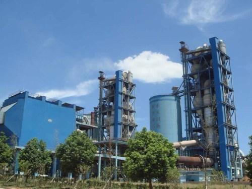 cement kiln/cement production line